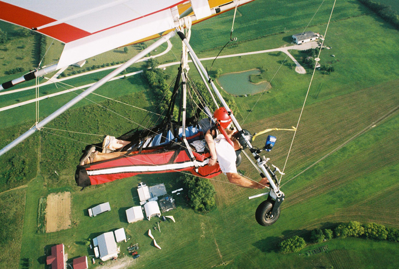 Hang Gliding - Alden Aviation